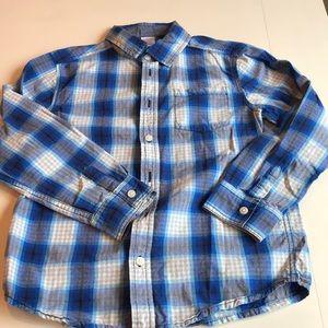 Gymboree Kids Long Sleeved Button Down Dress Shirt